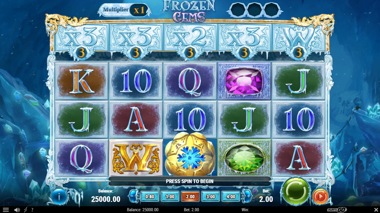 Frozen Gems demo
