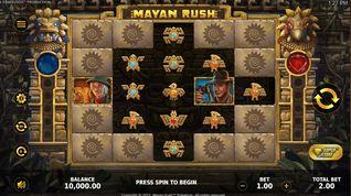 Mayan Rush demo