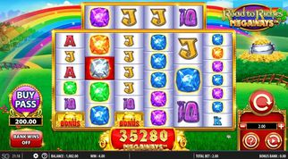 Road to Riches Megaways  Slot