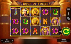Book of Tombs Slot