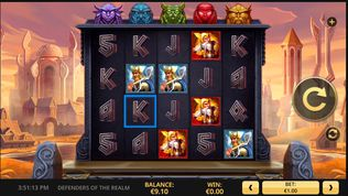 Defenders of the Realm demo
