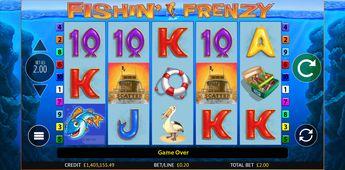 Fishin Frenzy Spin Boost demo