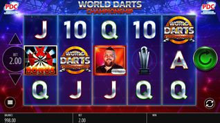PDC World Darts Championship  demo