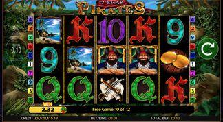 7 Seas Pirates  demo