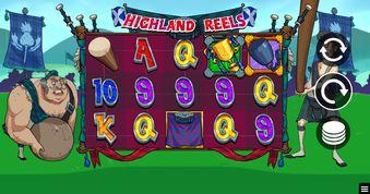 Highland Reels demo