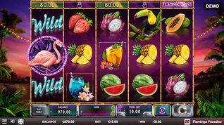 Flamingo Paradise Slot