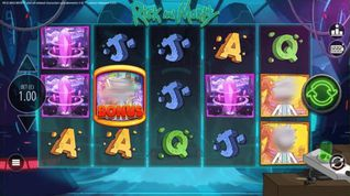 Rick and Morty: Wubba Lubba Dub Dub Slot