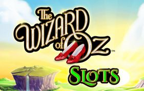 Wizard Of Oz Slot
