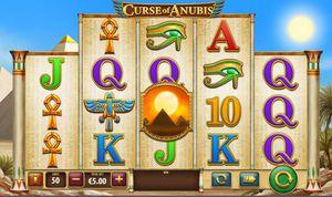 Curse of Anubis demo
