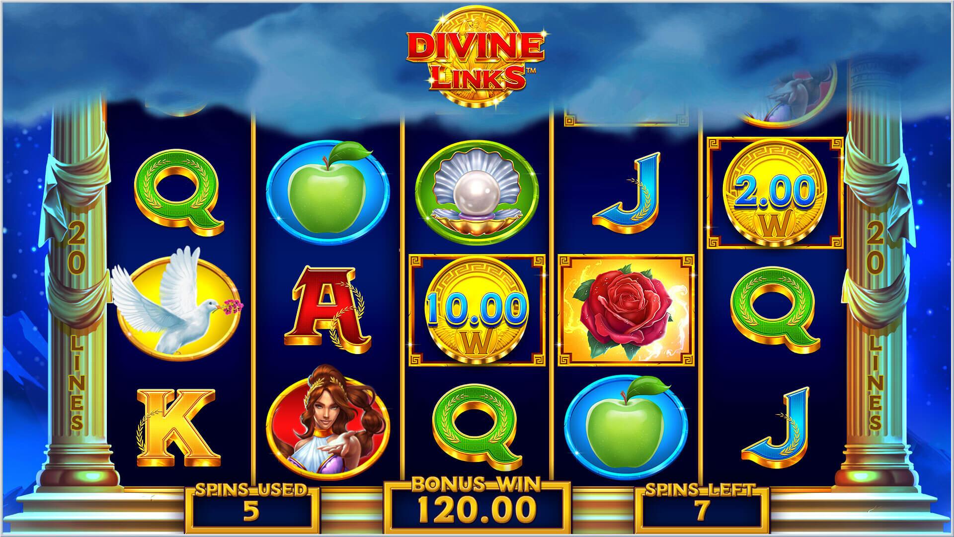 Divine Links 2
