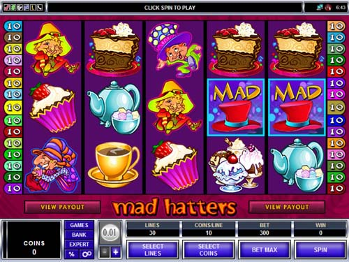 Mad Hatters demo