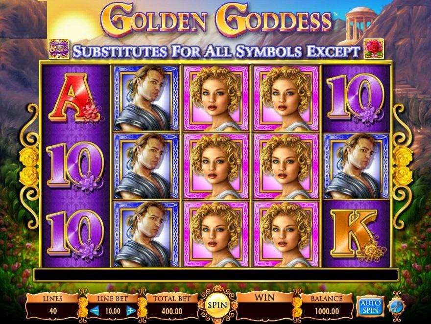 Golden Goddess  demo