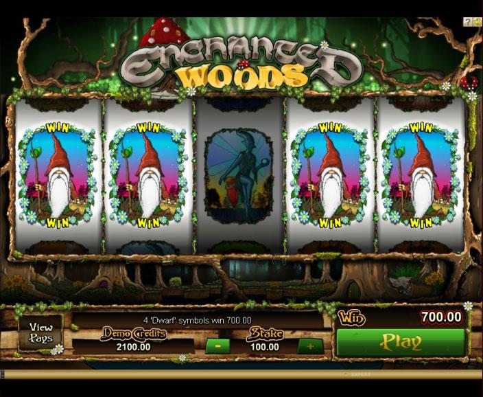 Enchanted Woods demo