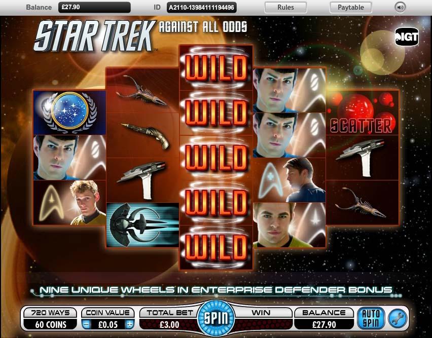 Star Trek Against All Odds demo