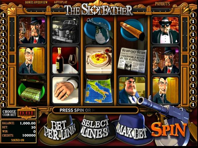 The Slotfather demo