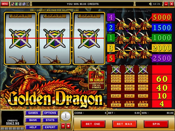 Golden Dragon demo