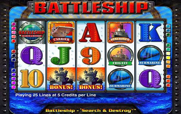 Battleship demo