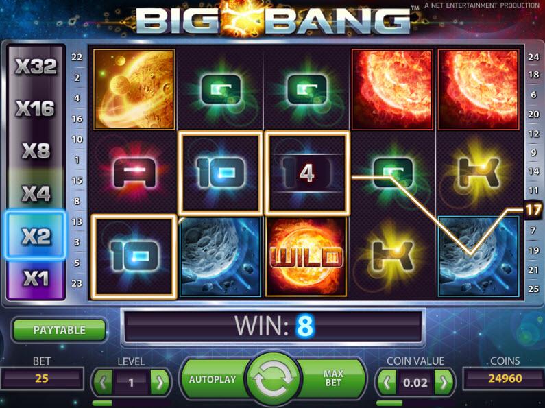 Big Bang demo
