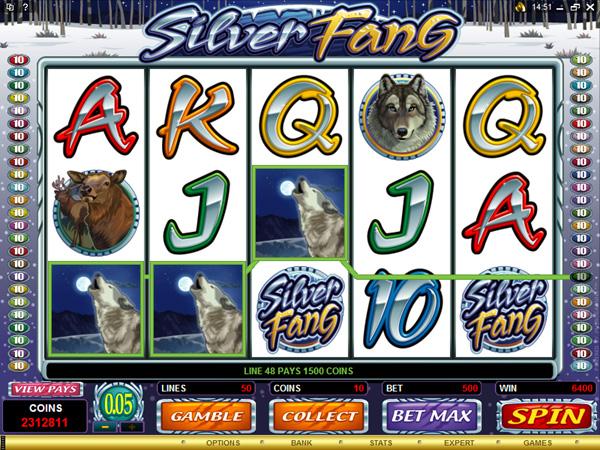 Silver Fang demo