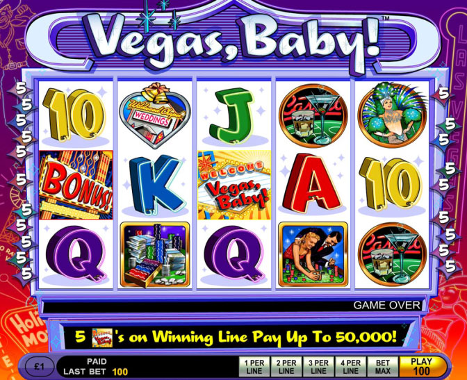 Vegas Baby demo