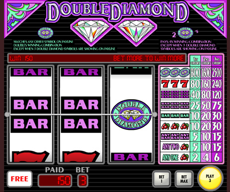 Double Diamond demo