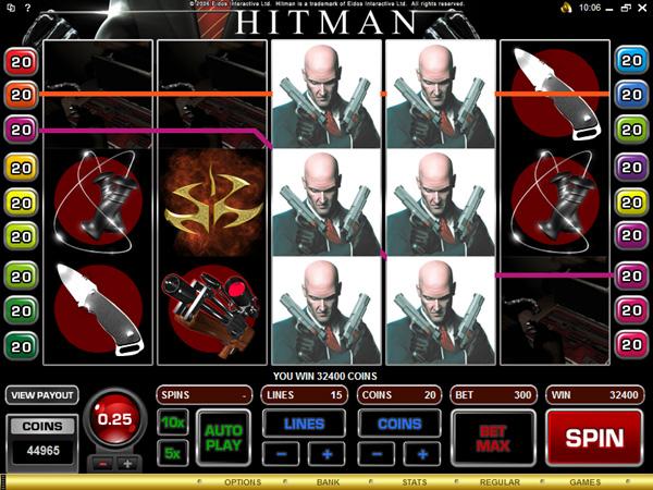 Hitman demo