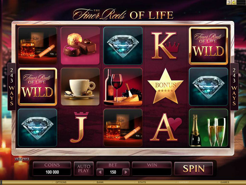The Finer Reels Of Life demo