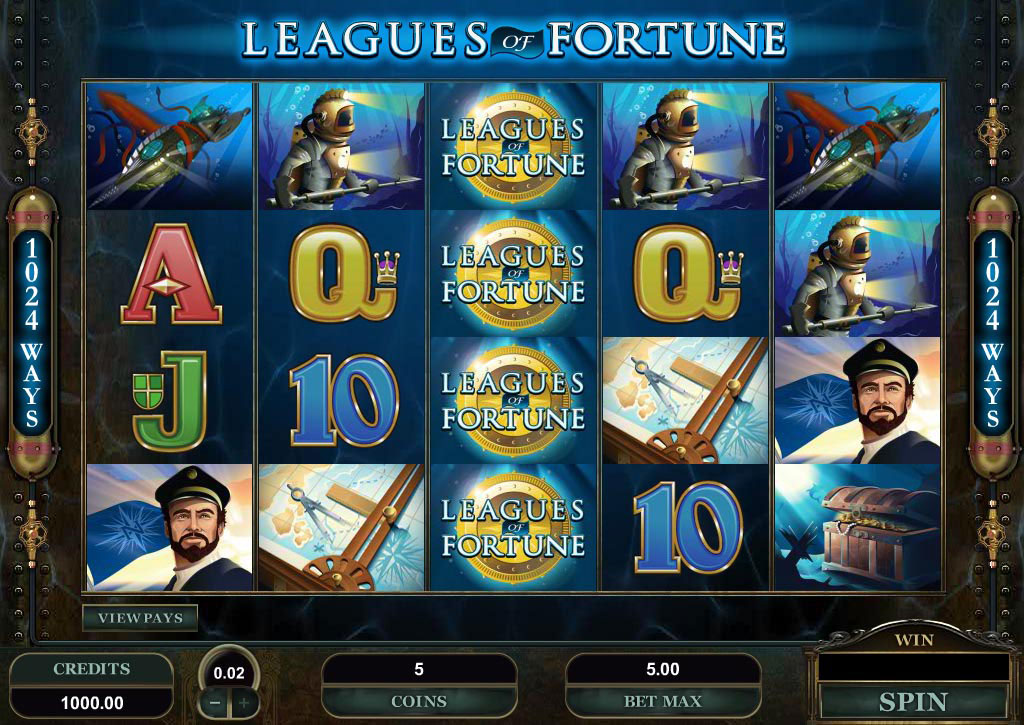 Leagues Of Fortune demo