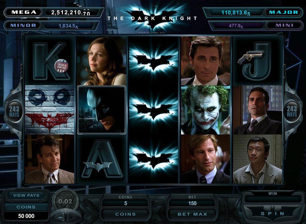 The Dark Knight demo