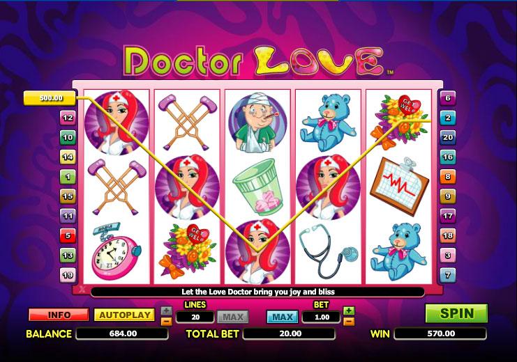 Doctor Love demo