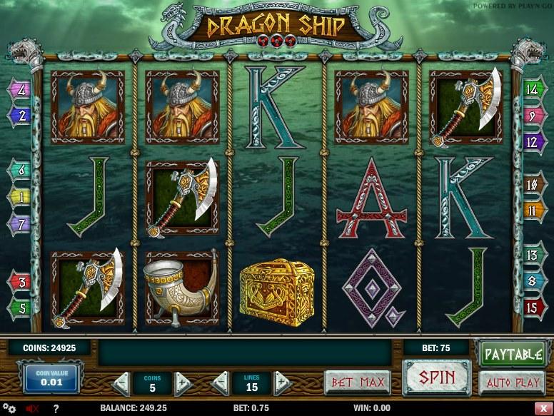 Dragon Ship demo