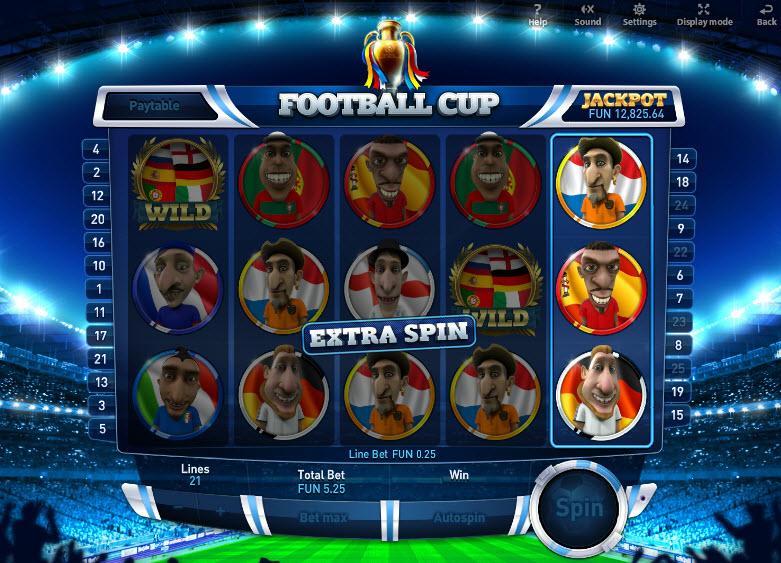 Football Cup demo