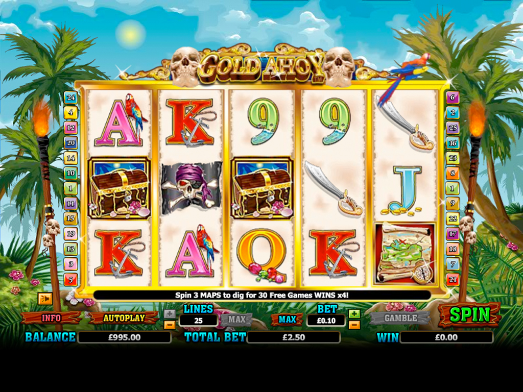 Spiele Gold Ahoy - Video Slots Online