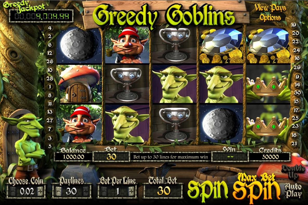 Greedy Goblins demo