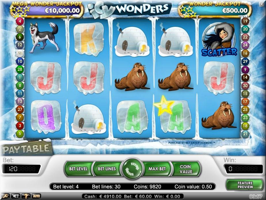 Icy Wonders  demo