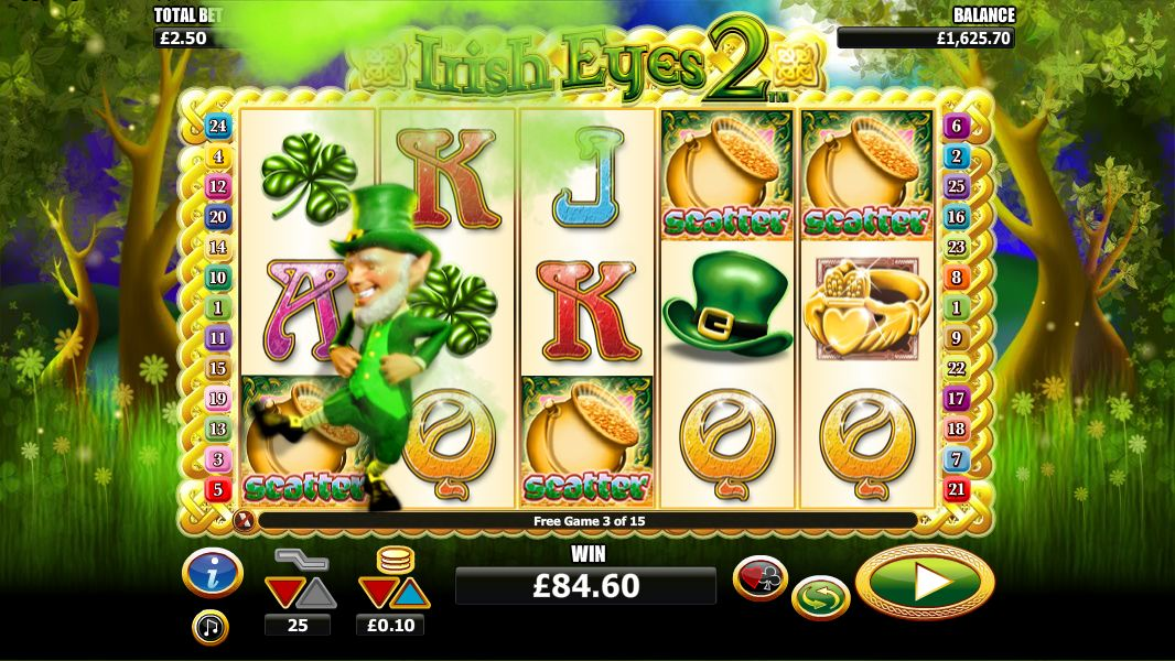 Spiele Irish Riches - Video Slots Online
