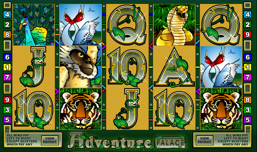 Adventure Palace demo