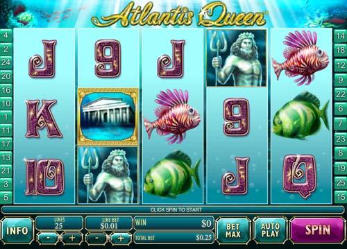 Atlantis Queen demo
