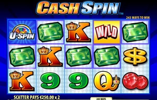 Cash Spin demo