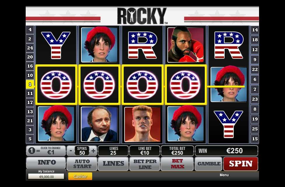 Rocky demo