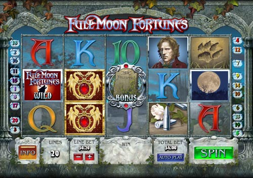 Full Moon Fortunes demo
