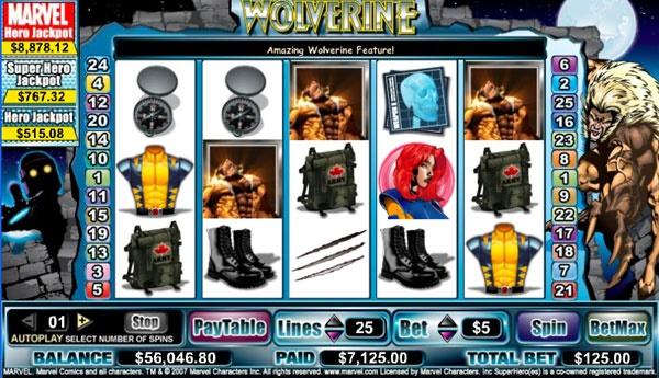 Wolverine demo
