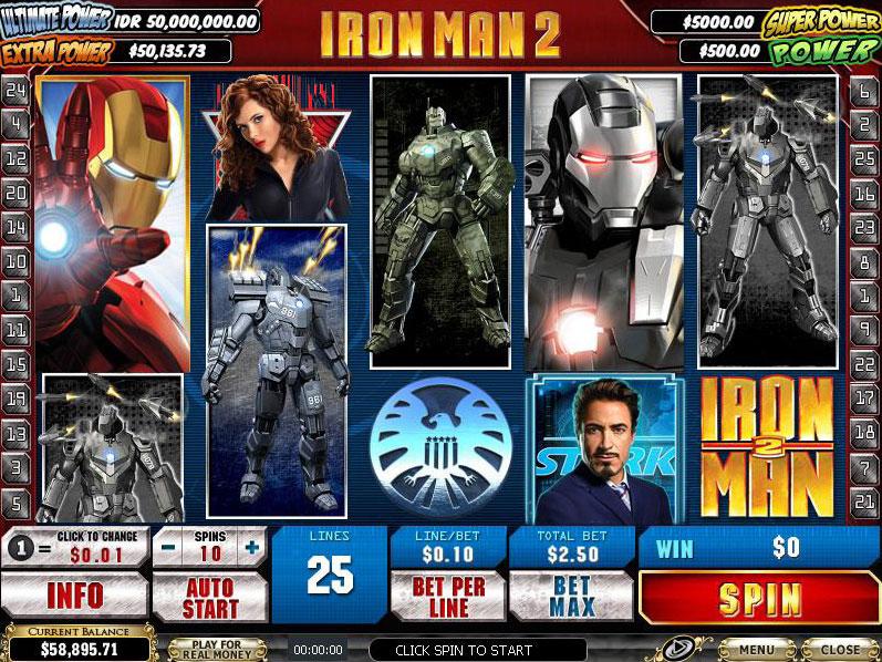 Iron Man 2 demo