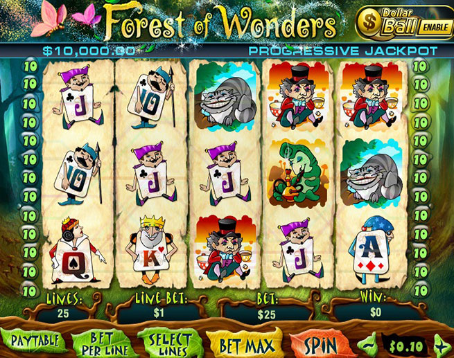 Forest Of Wonders demo