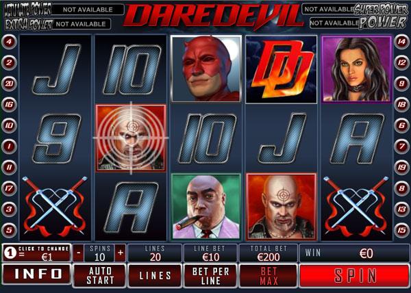 DareDevil demo