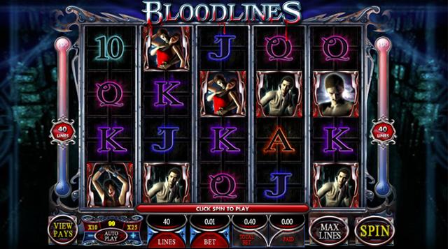 Bloodlines demo
