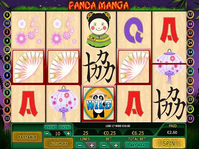Panda Manga demo
