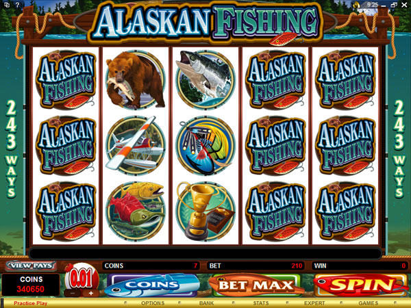 Alaskan Fishing demo