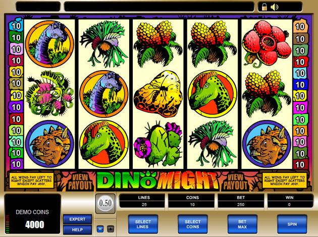 Dino Might demo