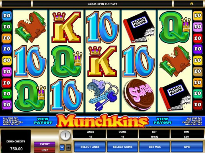 Play Munchkins Online